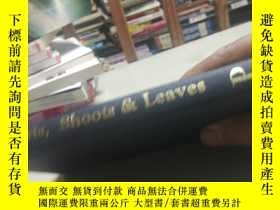 二手書博民逛書店Eats罕見Shoots & Leaves 小32開Y20266