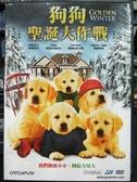 挖寶二手片-P08-034-正版DVD-電影【狗狗聖誕大作戰】-夏儂伊莉莎白 傑森布魯克斯(直購價)