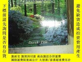 二手書博民逛書店Creative罕見Landscaping 創意景觀(825)Y