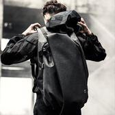 後背包男士時尚潮流大容量電腦包書包運動休閒旅行包【聚寶屋】