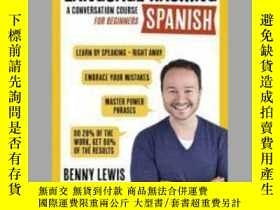 二手書博民逛書店Language罕見Hacking Spanish-語言黑客西班牙語Y465786 Benny Lewis T