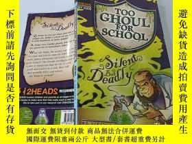 二手書博民逛書店Silent罕見But Deadly:沈默而致命Y200392