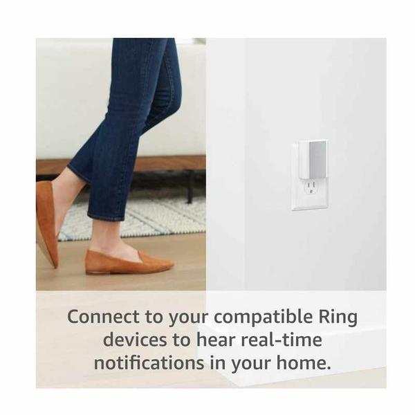 [美國代購] Ring Chime 門鈴專用喇叭 Speaker for Your Ring Video Doorbell