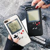 遊戲機手機殼 懷舊復古游戲機iphone8plus手機殼俄羅斯方塊蘋果x7/6s保護套 igo 玩趣3C