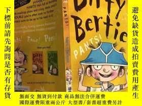 二手書博民逛書店dirty罕見bertie pants 臟伯蒂褲子Y200392