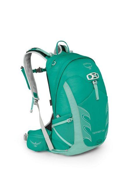 [好也戶外]OSPREY TEMPEST 20 輕量背包 20L 女款 綠色 /SM No.024620-722