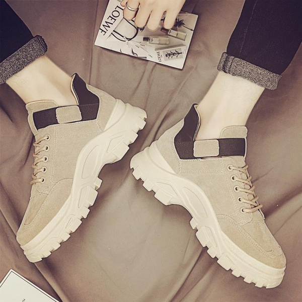馬丁靴 2020新款秋季馬丁鞋男士靴子韓版潮流百搭男鞋英倫風工裝休閒短靴