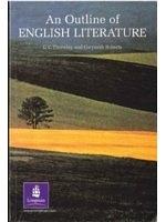 二手書博民逛書店《OUTLINE OF ENGLISH LITERATURE》