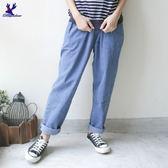 【早秋新品】American Bluedeer - 日常寬鬆牛仔褲(魅力價) 秋冬新款