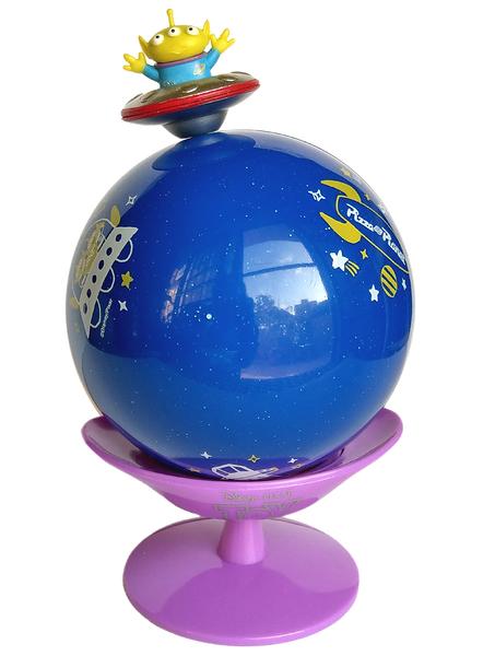 【卡漫城】 三眼怪 磁浮 宇宙球 ㊣版 SEGA 收藏 Alien Toy Story 玩具總動員 星球 磁力轉動 玩具