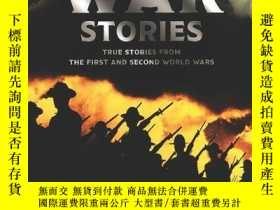 二手書博民逛書店War罕見Stories: True Stories from