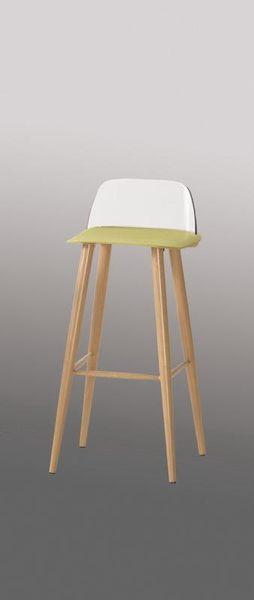 8號店鋪 森寶藝品傢俱 c-01 品味生活 吧椅系列  1043-6 布魯諾吧椅(高)(綠)(8063)