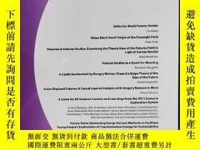 二手書博民逛書店world罕見futures review 2020年3月 英文版Y42402