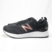 New Balance 慢跑鞋 正品 D寬楦 WARISLL3 女款 黑x玫瑰金【iSport愛運動】