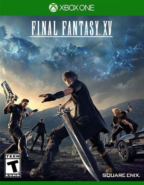 X1 Final Fantasy XV 太空戰士 15(美版代購)