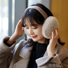 簡約耳罩保暖耳套冬天耳包騎行護耳朵神器耳帽女耳捂子韓版可折疊  布衣潮人
