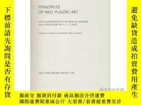 二手書博民逛書店Principles罕見Of Neo-plastic Art; ()Y256260 Theo Van Does