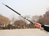 魚竿內走線正版前打竿超輕超硬輪一體手竿改五桿 雙11推薦爆款