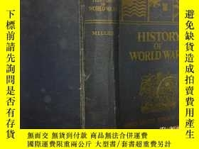 二手書博民逛書店History罕見of World War II: Armed