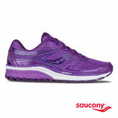 SAUCONY GUIDE 9 穩定保護專業訓練鞋-紫