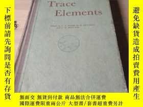 二手書博民逛書店trace罕見elements【具體詳情見大圖】Y168482