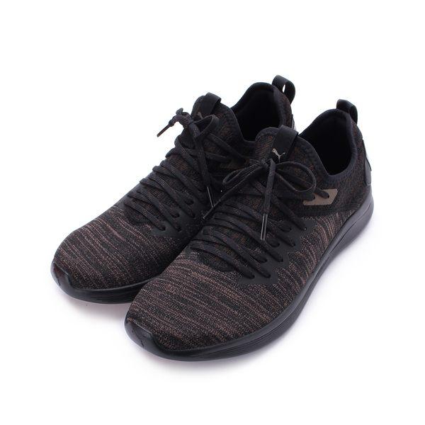 PUMA IGNITE FLASH EVOKNIT DESERT 襪套式休閒運動鞋 黑 191594-02 男鞋