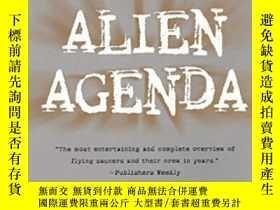 二手書博民逛書店Alien罕見AgendaY256260 Jim Marrs Harper Paperbacks 出版200