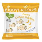 Kiddylicous 童之味 香蕉水果脆脆魚點心12g (12個月以上)