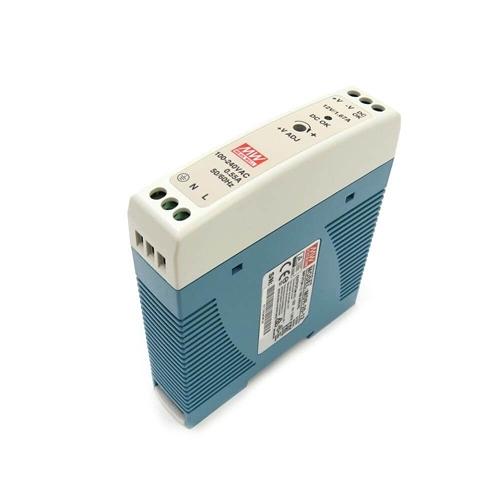 [2美國直購] denkovi 導軌電源 Mean Well MDR-20-12 Industrial DIN Rail Power Supply 12V/1.67A Out