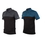 FIRESTAR 男短袖高爾夫球衫 (POLO衫 短T T袖 網球 翻領短袖 免運 ≡威達運動≡