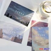 明信片 手繪 水彩 卡片 30張 百姓公館