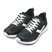 LIKA夢 PONY 繽紛韓風復古慢跑鞋 SOHO+ 甜心運動系列 黑白 73W1SQ61BK 女