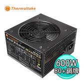 Thermaltake 曜越 TR2 PRO 600W 80PLUS銅牌 電源供應器 TR2-0600P