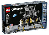 【LEGO樂高】NASA 阿波羅11號登月小艇 #10266