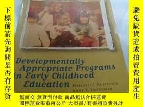 二手書博民逛書店Developmentally罕見Appropriate Programs In Early Childhood