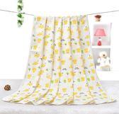 包巾 新生兒純棉包巾嬰兒襁褓巾抱毯春夏