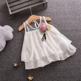 618好康鉅惠公主裙2夏裝3嬰幼兒童裝0-4歲女寶寶吊帶裙子