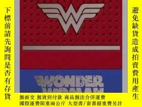 二手書博民逛書店Wonder罕見Woman Hardcover Ruled JournalY410016 Daniel Wal