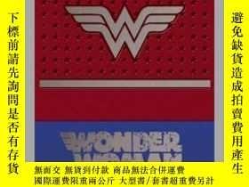 二手書博民逛書店Wonder罕見Woman Hardcover Ruled JournalY410016 Daniel Wal