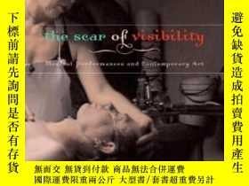 二手書博民逛書店Scar罕見Of VisibilityY256260 Kuppers, Petra Univ Of Minne