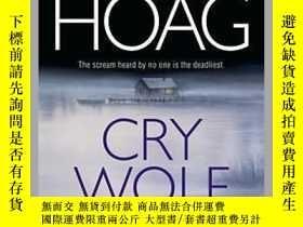 二手書博民逛書店Cry罕見Wolf豺狼計劃,塔米·霍格作品,英文原版Y449990 Tami Hoag 著 Bantam I