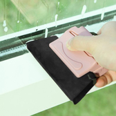 ✭米菈生活館✭【N437】多用途清潔刷 縫隙 清潔工具 洗窗戶神器 刮玻璃器 刮水器 乾淨