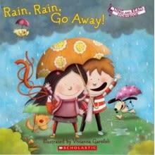 RAIN RAIN GO AWAY/英文繪本《主題:韻文.歌曲》