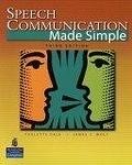 博民逛二手書《Speech Communication Made Simple》