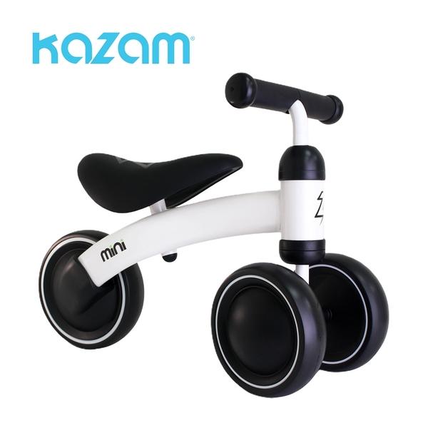 Kazam mini 美國 寶寶滑步車 / 平衡車 / 滑行車 / 三輪車 -白色