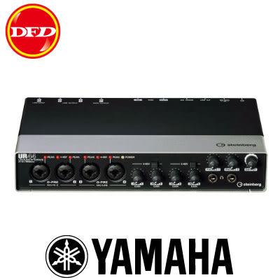 (預購) YAMAHA 山葉 UR44 USB 電腦錄音介面 公司貨