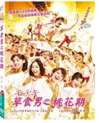 草食男之桃花期 DVD (購潮8)