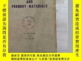 二手書博民逛書店chemical罕見analysis of cast iron