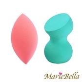 MarieBella 全方位美肌氣墊彩妝蛋(2入)