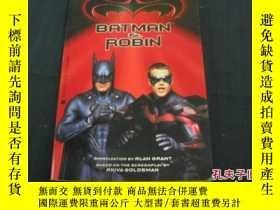二手書博民逛書店BATMAN罕見ROBINY752 出版1997